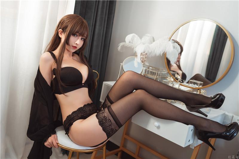 rioko凉凉子 – 内衣私房 [24P]