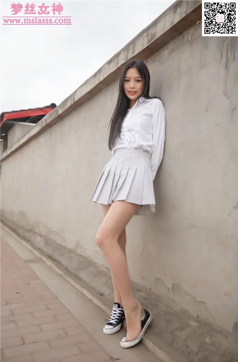 MSLASS梦丝女神 – 小苏琪《性感的小嘴唇》[65P]