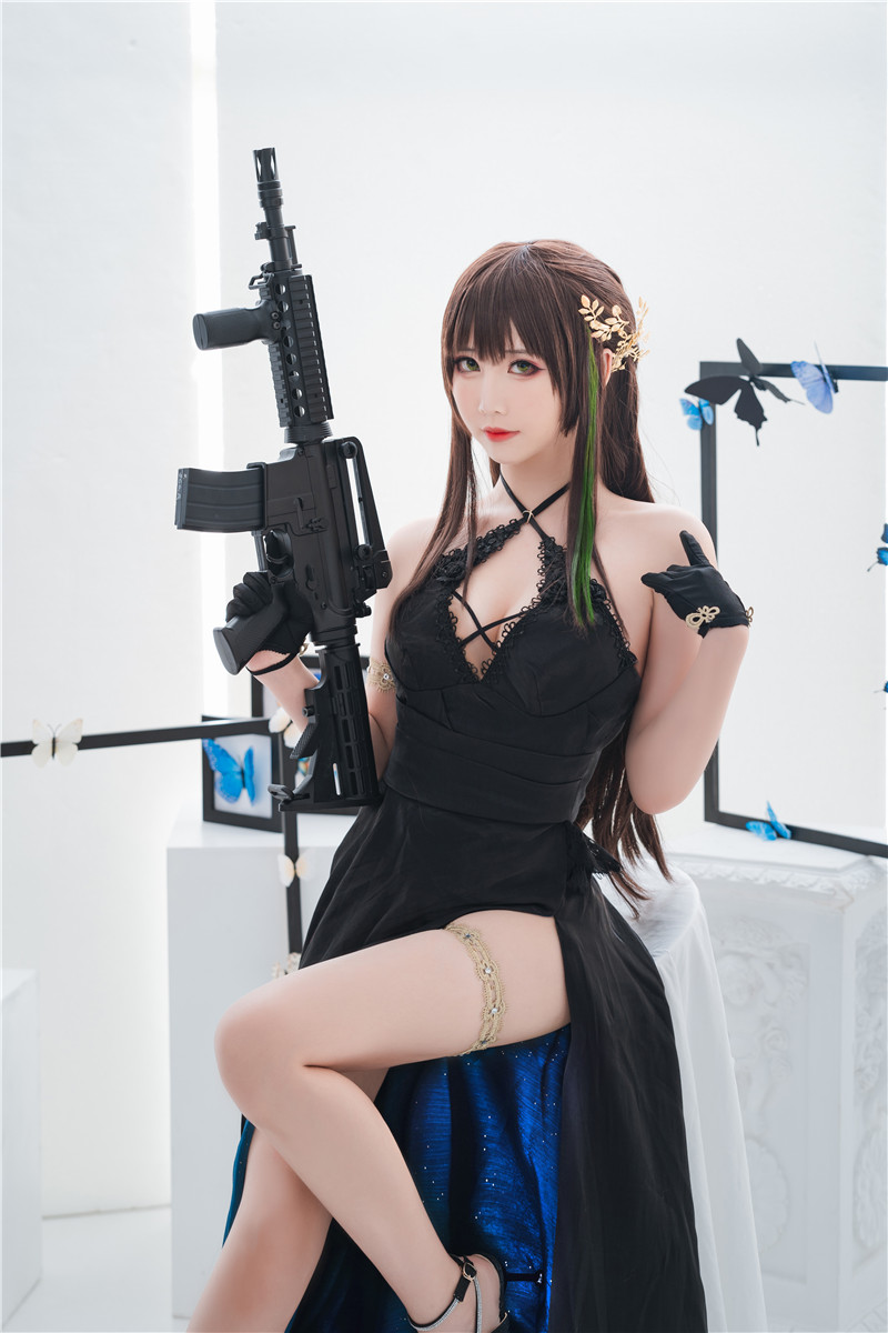 面饼仙儿 – M4A1[21P]